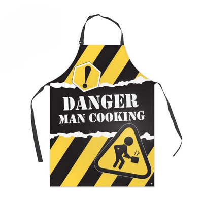 "Balvi Tablier ""Danger Man Cooking"""