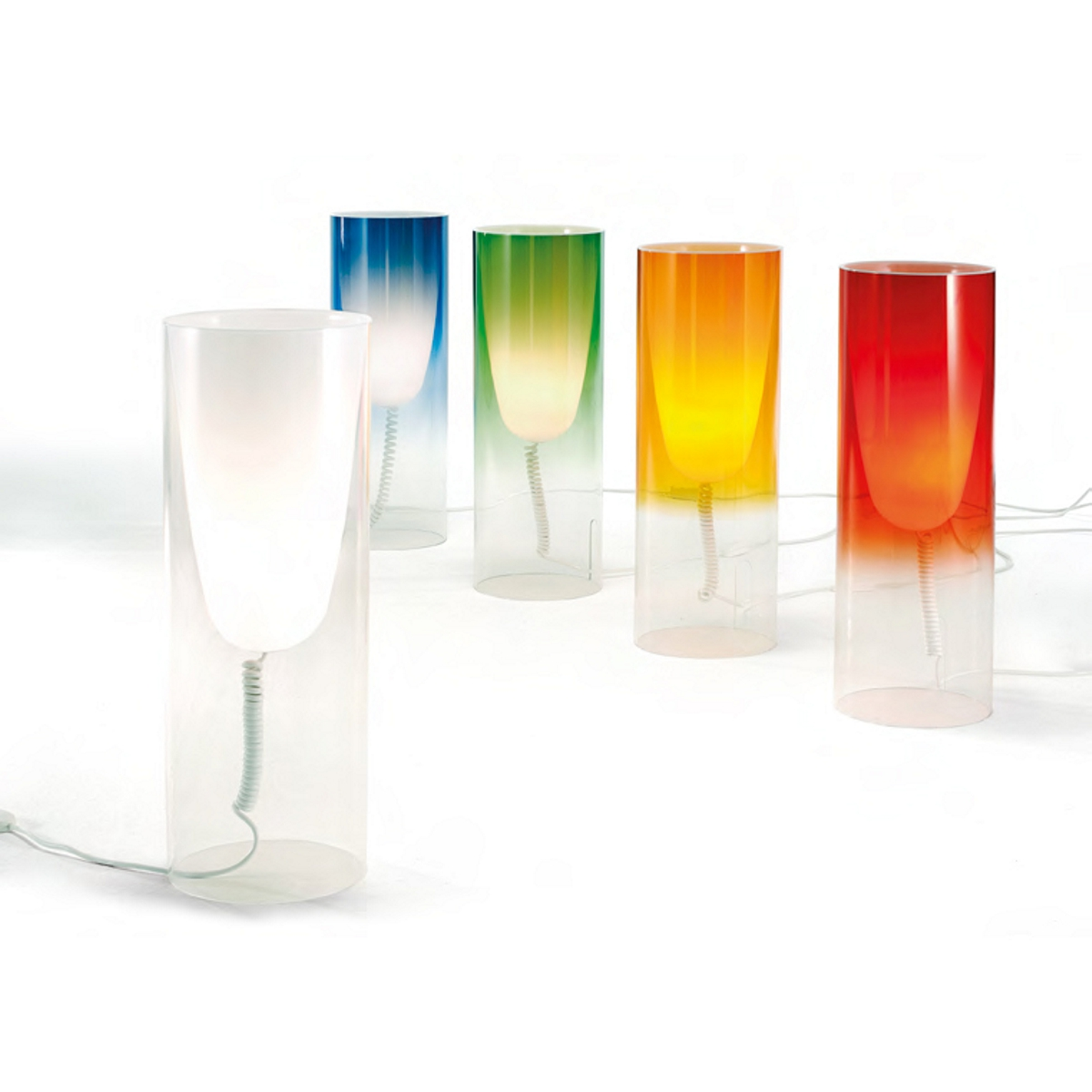 Lampe de Table Toobe par Kartell