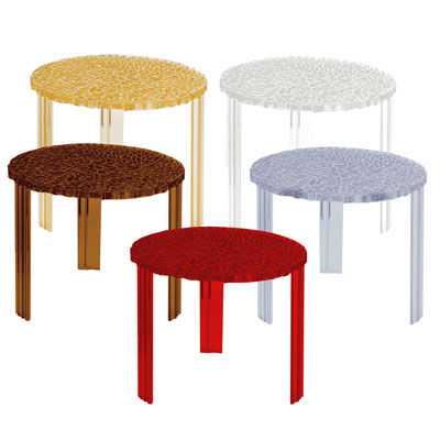 Table d'Appoint Moyenne T-Table de Kartell