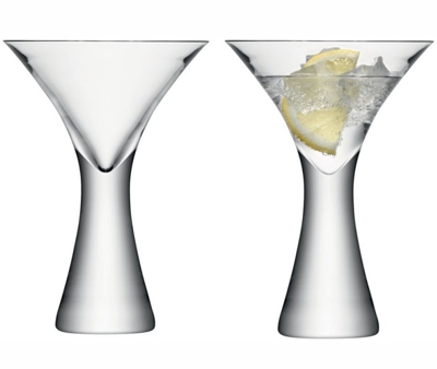 Ensemble de Verres à Cocktail Moya de LSA